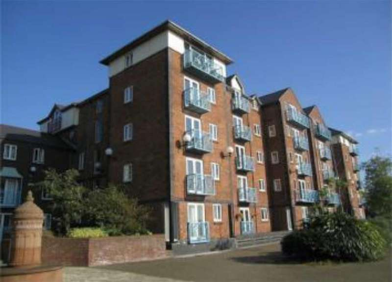 2 Bedrooms Apartment Flat for sale in Cork House, Marina, Swansea