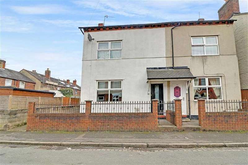3 Bedrooms Semi Detached House for sale in Orchard Street, Wolstanton, Newcastle-under-Lyme