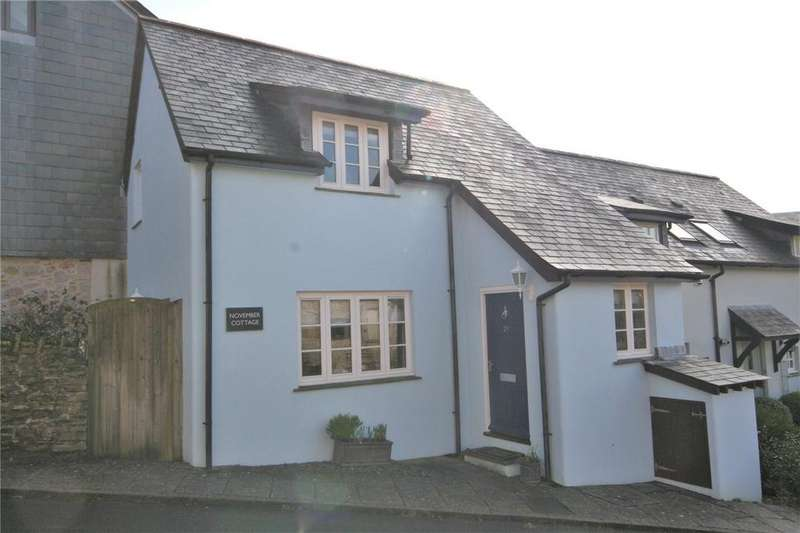 2 Bedrooms Terraced House for sale in Dittisham Court, Riverside Road, Dittisham, Dartmouth, Devon, TQ6