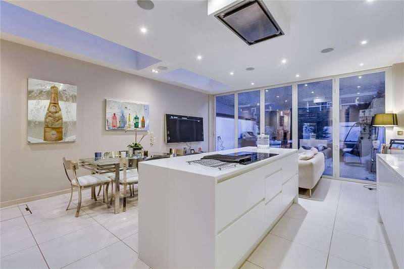 5 Bedrooms Terraced House for sale in Parsons Green Lane, Parsons Green, London