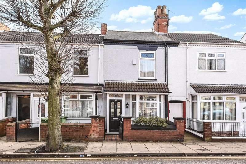 3 Bedrooms Terraced House for sale in Highgate, Cleethorpes, DN35