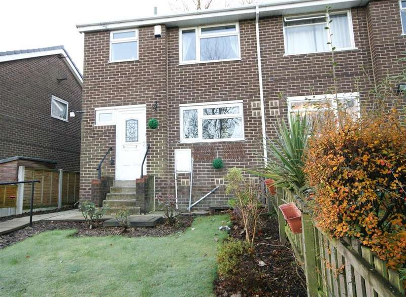 3 Bedrooms End Of Terrace House for sale in Lords Lane, Brighouse