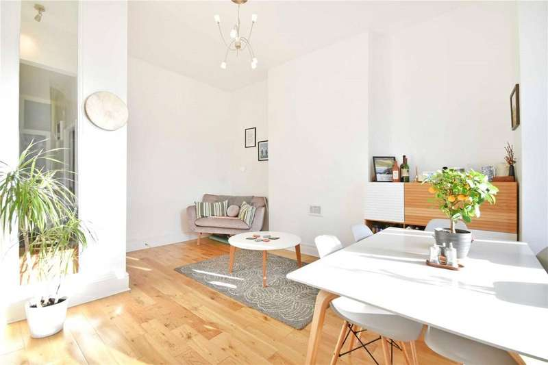 2 Bedrooms Apartment Flat for sale in Claremont Road, Cricklewood, NW2