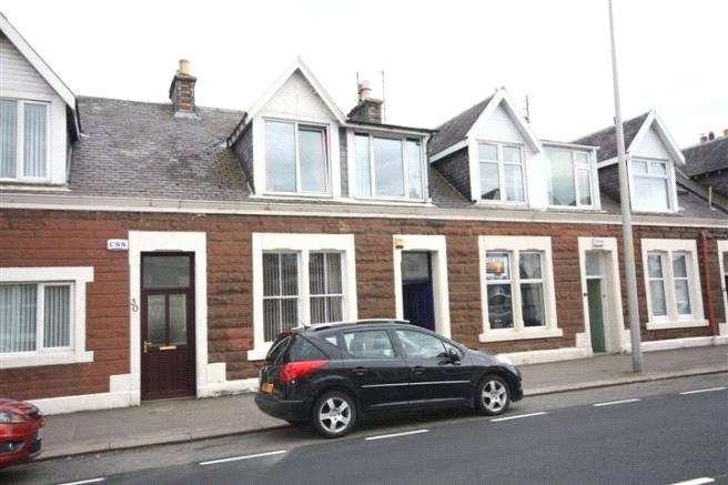 3 Bedrooms House for sale in 28 Vicarton Street, Girvan, South Ayrshire, KA26