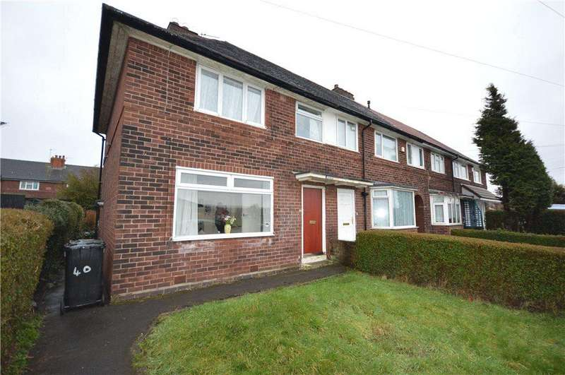 3 Bedrooms Terraced House for sale in Cardinal Square, Leeds