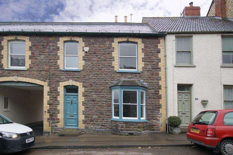 3 Bedrooms Terraced House for sale in Bradley Street, Wotton-Under-Edge, GL12 7AR