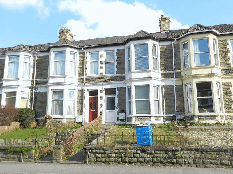4 Bedrooms Terraced House for sale in Ewenny Road Bridgend CF31 3HS