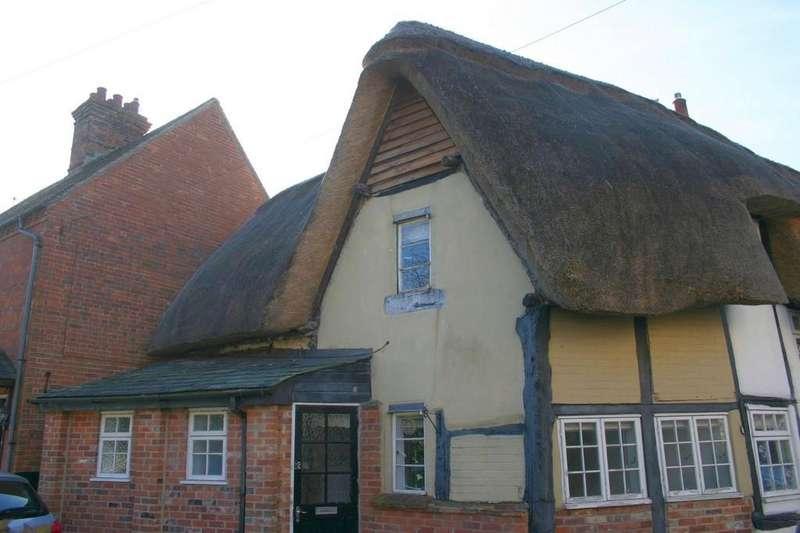 2 Bedrooms Cottage House for sale in Eddington, Hungerford