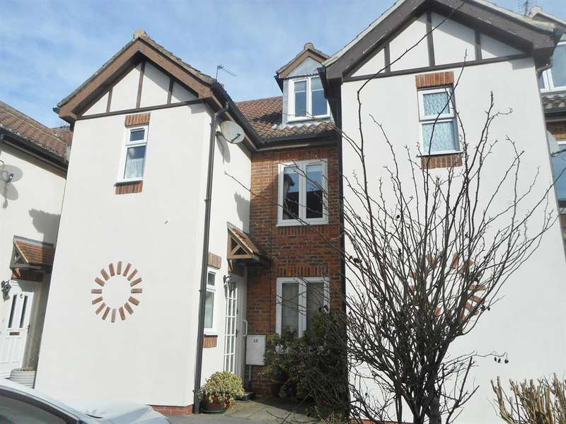 3 Bedrooms Terraced House for sale in Williamson Close, Ripon, HG4 1AZ