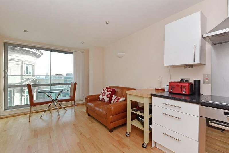 1 Bedroom Apartment Flat for sale in Broughton House, West Street, Shefdfield, S1 4EX