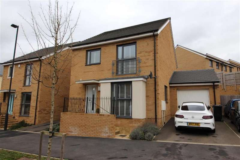 4 Bedrooms Detached House for sale in Acorn Drive, Lyde Green, Bristol, BS16 7FU