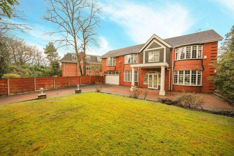 7 Bedrooms Detached House for rent in Upper Park Road, Broughton Park, Manchester