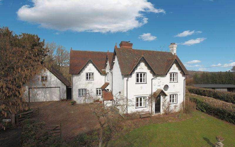 5 Bedrooms Detached House for sale in Eridge Lane, Rural Rotherfield, East Sussex