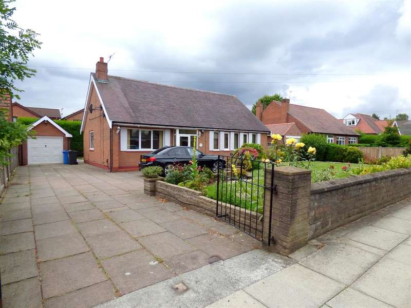4 Bedrooms Bungalow for sale in Tarbock Road, Huyton, Liverpool