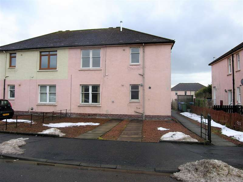 2 Bedrooms Flat for sale in Bothkennar Road, Carronshore