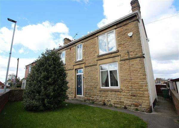 4 Bedrooms Detached House for sale in Cow Lane, Ryhill