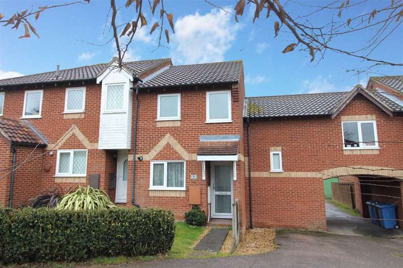 2 Bedrooms End Of Terrace House for sale in Southgate Road, Ipswich