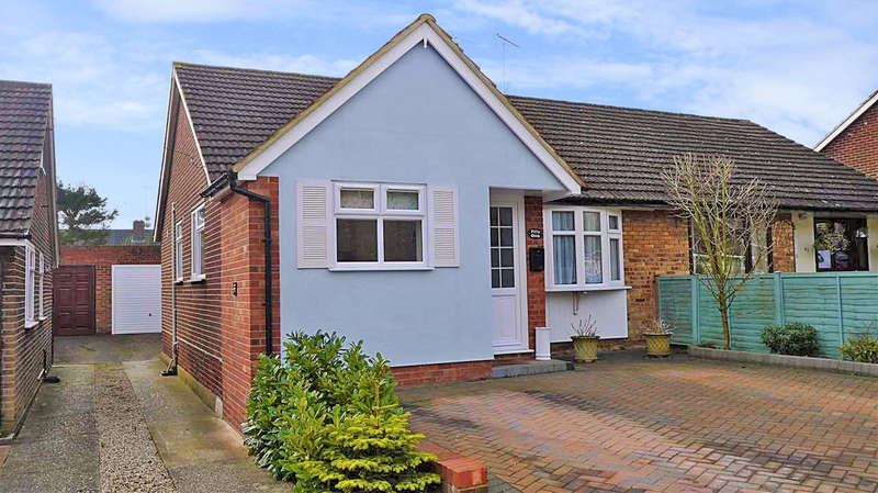2 Bedrooms Bungalow for sale in Arnolds Avenue, Hutton