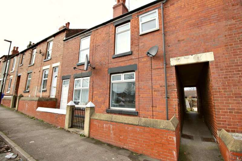 2 Bedrooms Terraced House for sale in James Street, Sheffield, S9