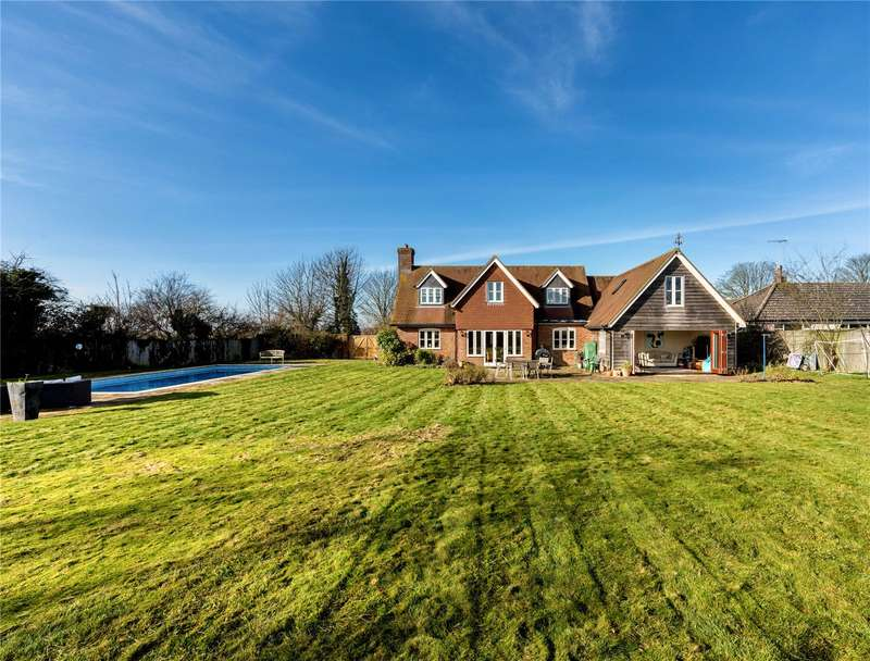 5 Bedrooms Detached House for sale in The Paddock, Ladysmith, Gomeldon, Salisbury, SP4