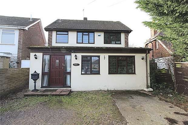 4 Bedrooms Detached House for sale in Epping Road, Nazeing, Waltham Abbey, Essex