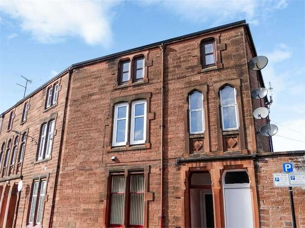 1 Bedroom Flat for sale in Rae Street, Dumfries