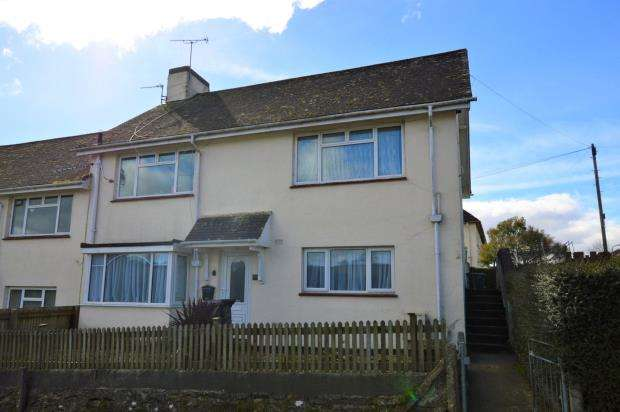 2 Bedrooms Flat for sale in Glebelands, Buckfastleigh, Devon