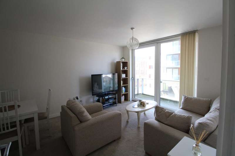 1 Bedroom Apartment Flat for sale in Block 5 Spectrum Blackfriars Road, Salford
