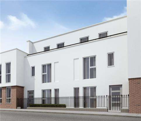 4 Bedrooms Town House for sale in The Tivoli, Regency Place, CHELTENHAM GL52 2LZ