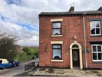 2 Bedrooms End Of Terrace House for sale in Dawson Street, Oldham, OL4 3AH