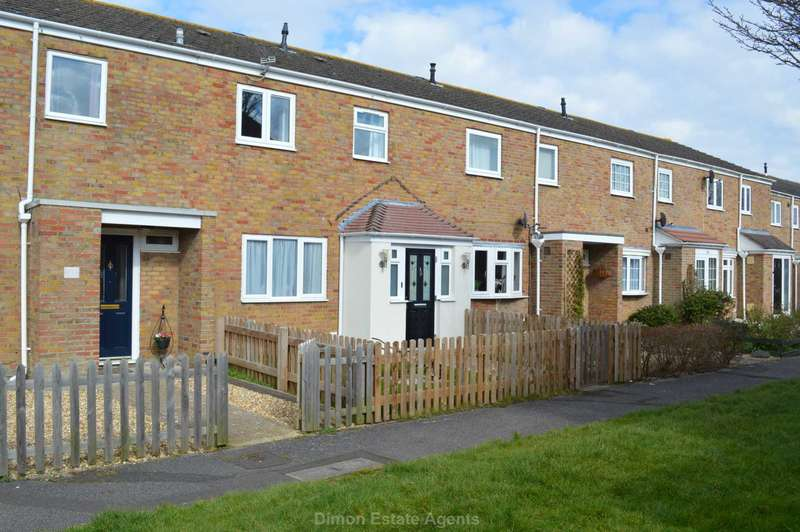 3 Bedrooms Terraced House for sale in Arminers Close, Alverstoke