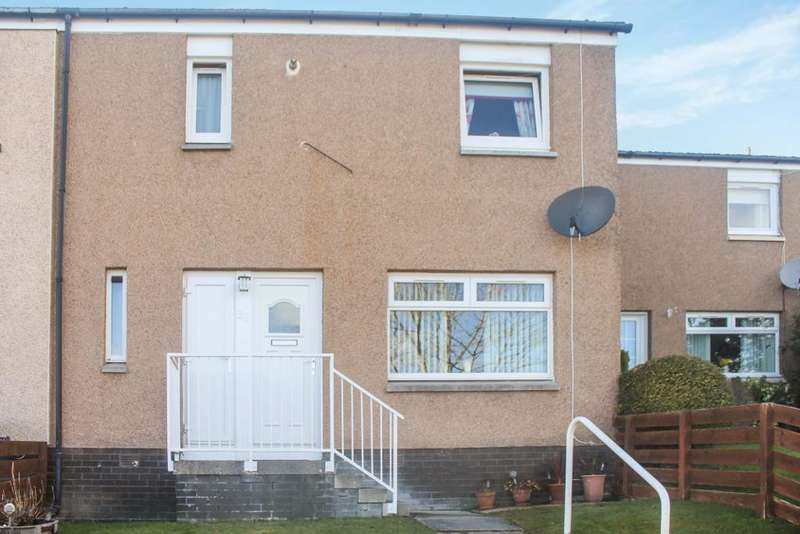 3 Bedrooms Terraced House for sale in Mamore Terrace, Inverness, IV3 8PF