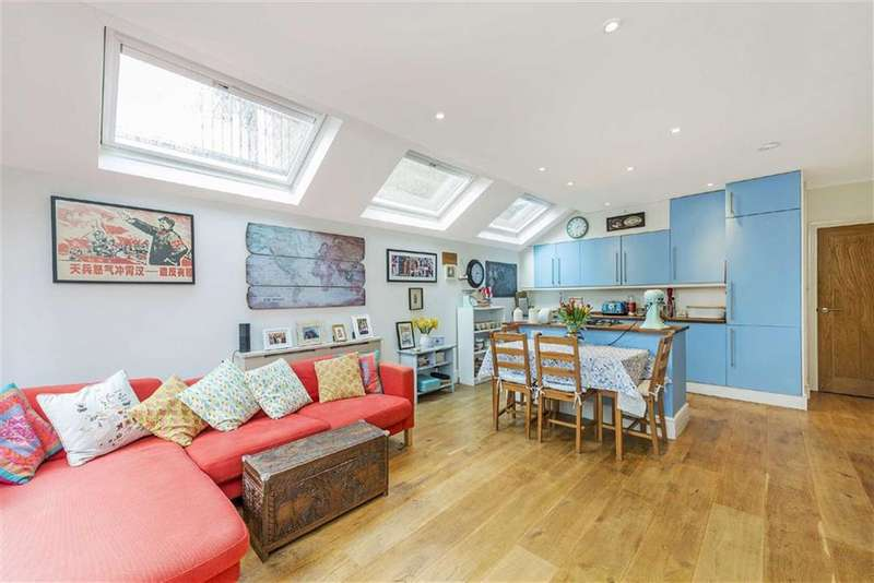 2 Bedrooms Flat for sale in Hamble Street, Fulham, London, SW6