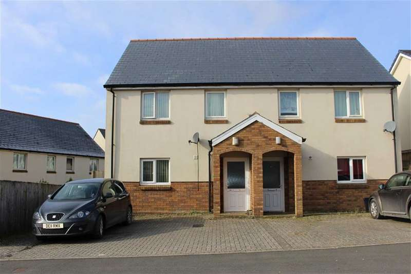 3 Bedrooms Semi Detached House for sale in Derwent Avenue, Steynton, Milford Haven