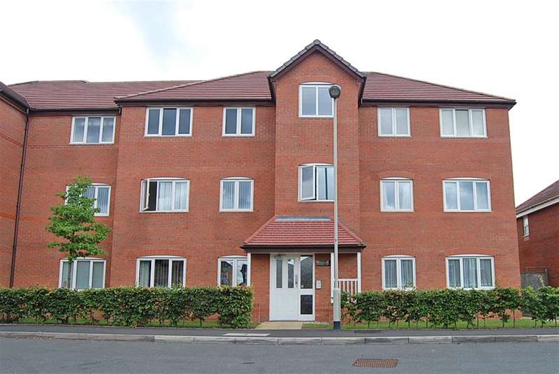 2 Bedrooms Ground Flat for sale in Ripley Grove, Upper Gornal, Dudley, DY1 3TA