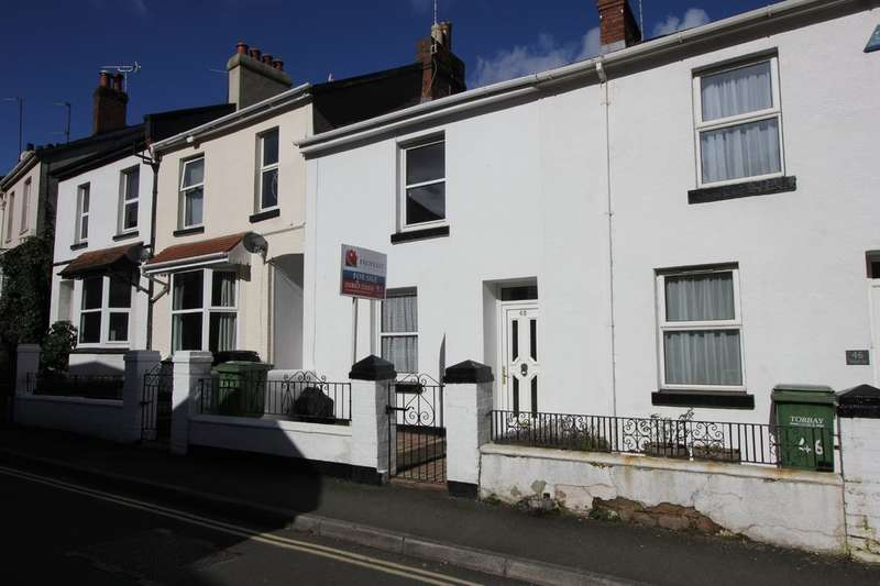 2 Bedrooms Terraced House for sale in Well Street