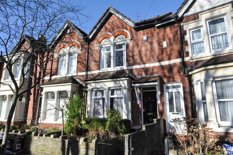 4 Bedrooms Terraced House for sale in Sir Johns Road, Selly Park, Birmingham, B29
