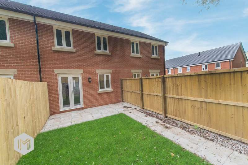 3 Bedrooms Town House for sale in Greenwood Mews, Horwich, Bolton, BL6