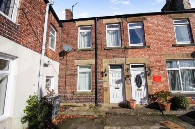 2 Bedrooms Terraced House for sale in Elliott Terrace, Hexham, Northumberland, NE48 3LE
