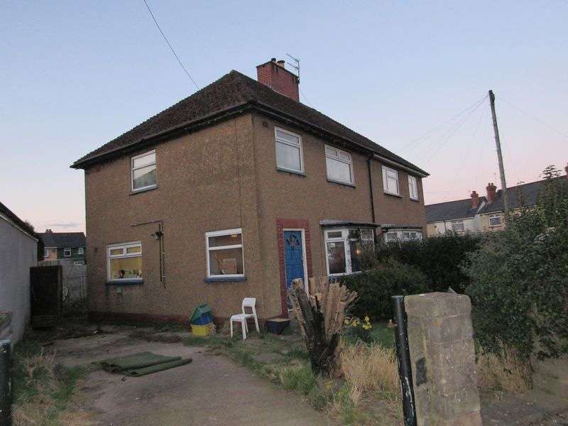 Property for sale in Llandow Road Caerau Cardiff CF5 5ET
