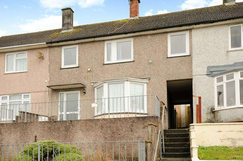 4 Bedrooms Terraced House for sale in Taunton Avenue, Whitleigh, Plymouth PL5