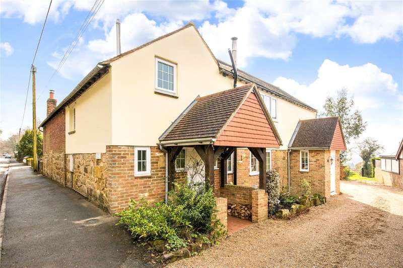 4 Bedrooms Detached House for sale in Beaconsfield Road, Chelwood Gate, Haywards Heath, East Sussex, RH17