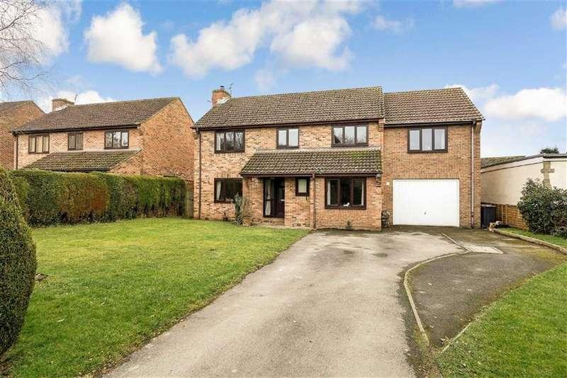 5 Bedrooms Detached House for sale in Birkhills, Burton Leonard, North Yorkshire