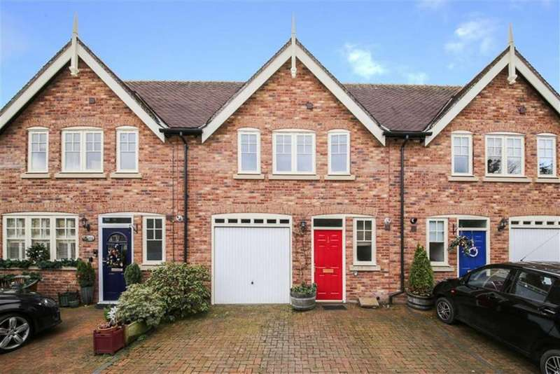 3 Bedrooms Town House for rent in Townsend Close, Ludlow