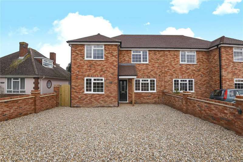 4 Bedrooms House for sale in Byfleet Avenue, Old Basing, Basingstoke, RG24