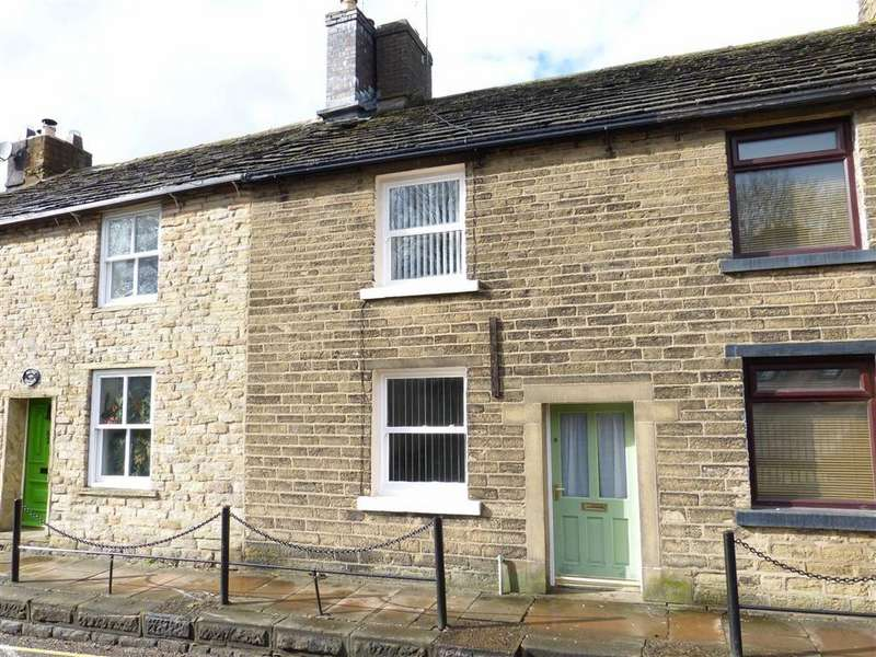 2 Bedrooms Terraced House for sale in Church Street, Old Glossop