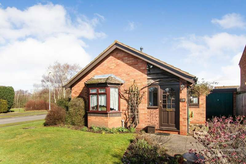 3 Bedrooms Detached Bungalow for sale in Abbotsford Road, Lichfield WS14