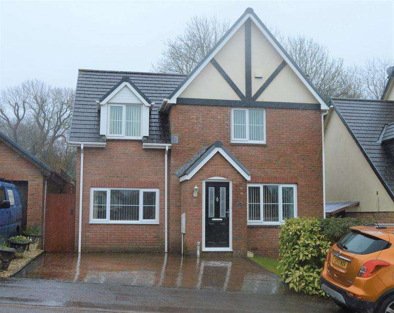 3 Bedrooms Detached House for sale in Clos Y Cwarra, St Fagans, Cardiff