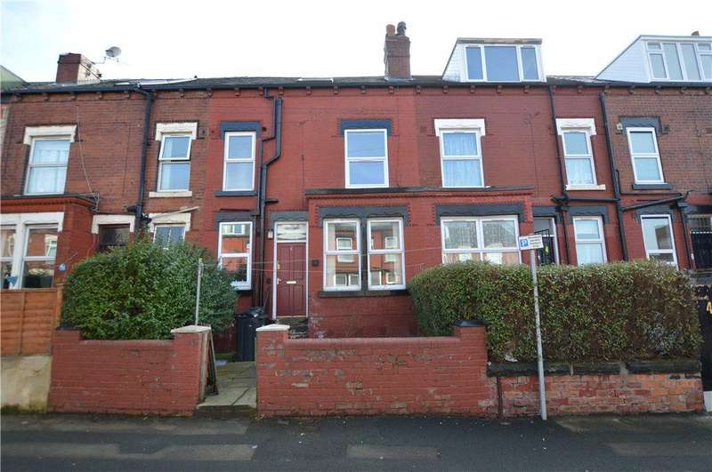 2 Bedrooms Terraced House for sale in Clifton Mount, Leeds, West Yorkshire
