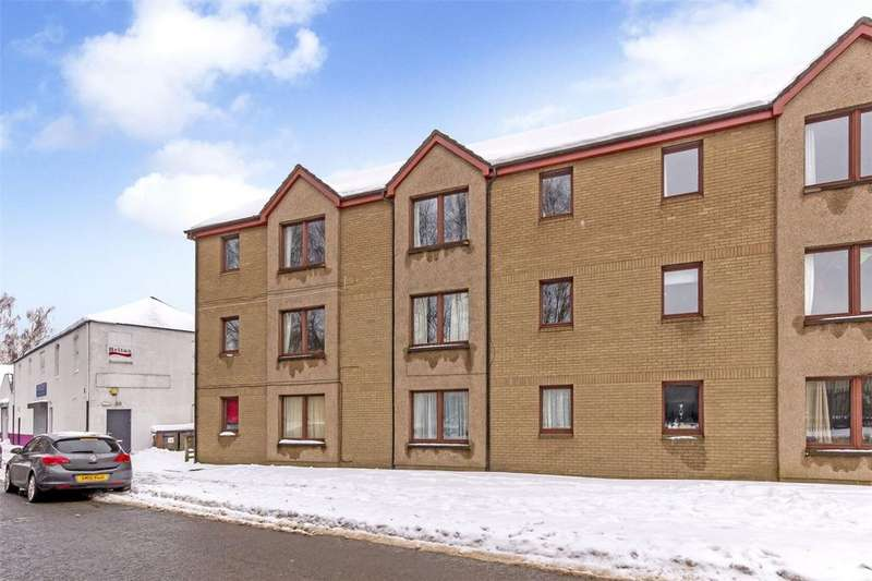 2 Bedrooms Flat for sale in 11 Forth Court, Riverside, Stirling, FK8